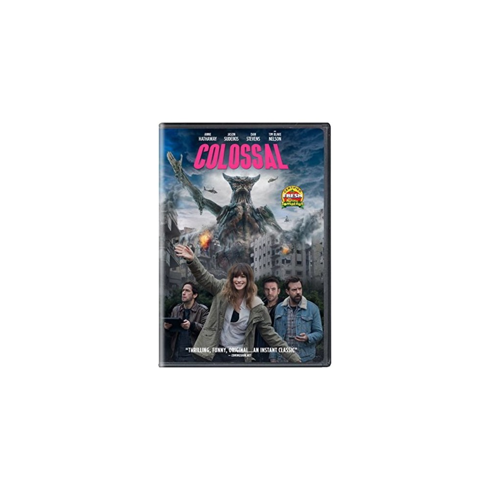 Colossal Dvd
