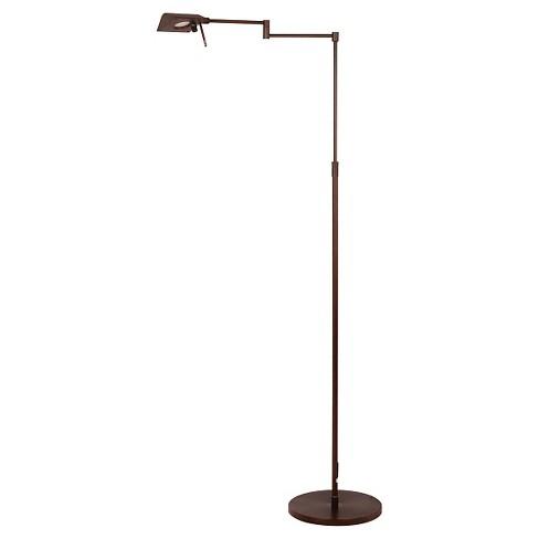 """Adjustable Metal Floor Lamp - Oil Rubbed Bronze (53.75"""") - image 1 of 2"""
