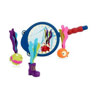 B. toys Kids' Diving Set Scoop-A-Diving - Finley Shark