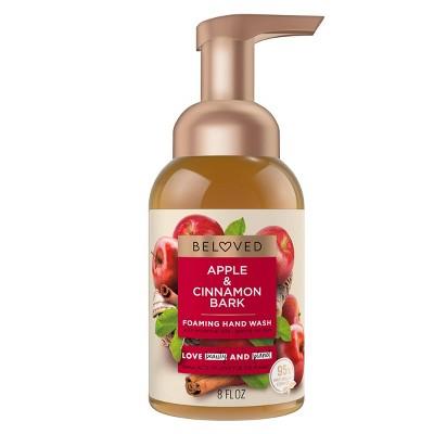 Beloved Apple & Cinnamon Bark Foaming Hand Wash - 8 fl oz