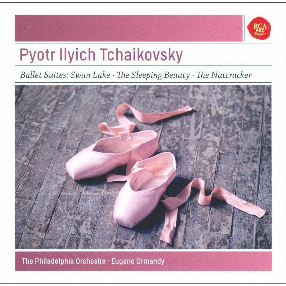 Pyotr I Tchaikovsky - Tchaikovsky:Ballet Suites (CD)