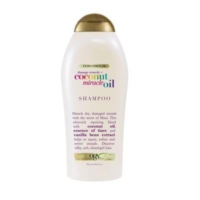 OGX Extra Strength Coconut Miracle Oil Shampoo - 25.4 fl oz