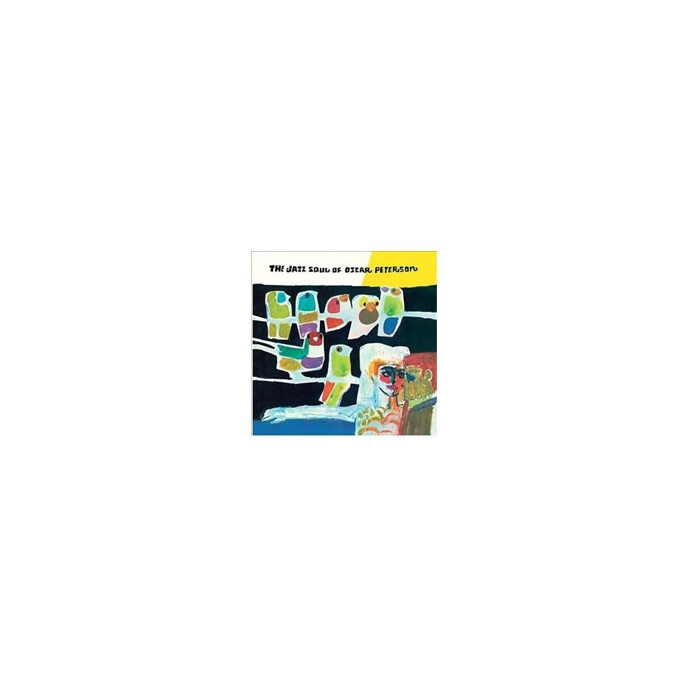Oscar Peterson - Jazz Soul Of Oscar Peterson (Vinyl)