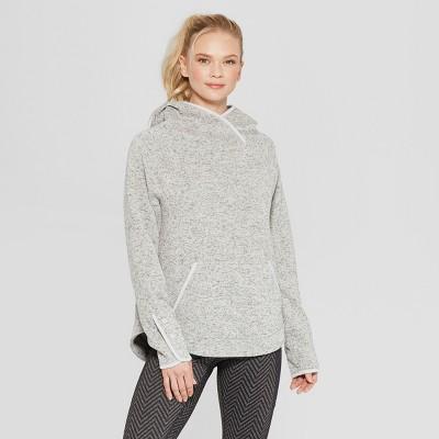 f4e17726 Women's Sweater Fleece Pullover – C9 Champion® Stone Cream XS ...