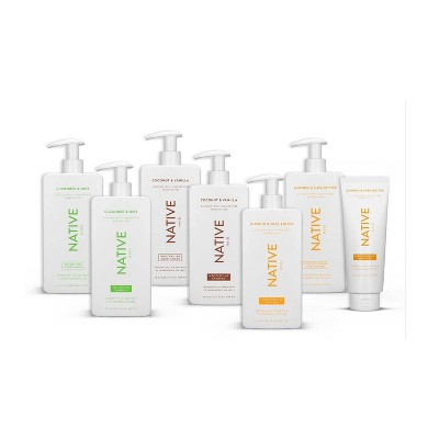 Native Hair Care Collection