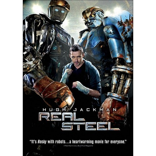 Real Steel (dvd_video), Movies