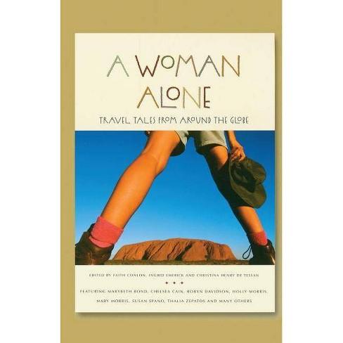 A Woman Alone - (Adventura Books) (Paperback) - image 1 of 1