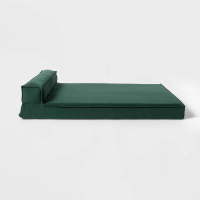 Sofa Bolster Dog Bed - Pine - Boots & Barkley™