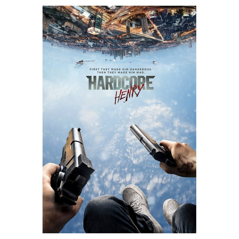 Hardcore Henry (Dvd), Movies