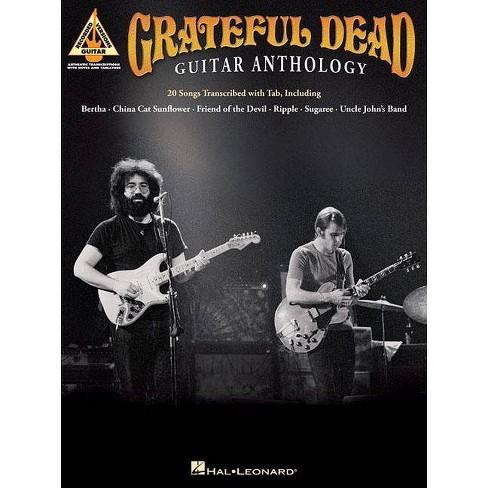 Grateful Dead Guitar Anthology - (Paperback) - image 1 of 1