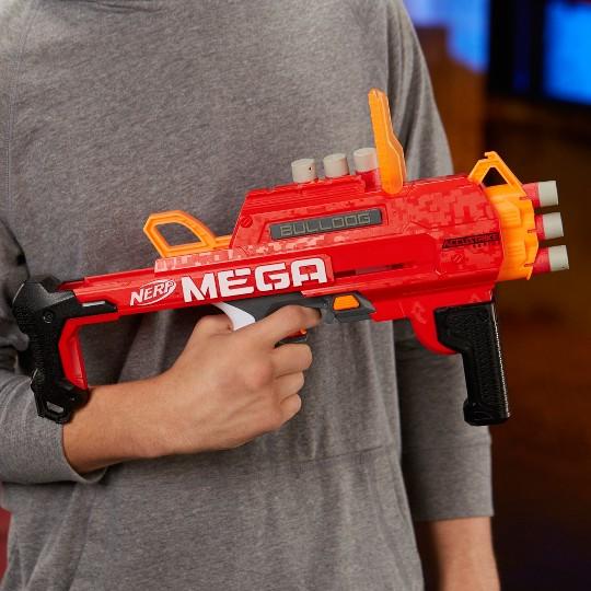 NERF N-Strike Mega Bulldog Blaster image number null