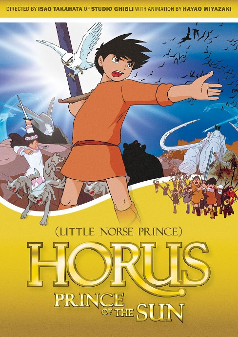 Horus prince of the sun (Little norse (DVD) - image 1 of 1