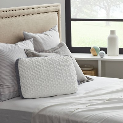 Standard Memory Foam Bed Pillow - Sealy