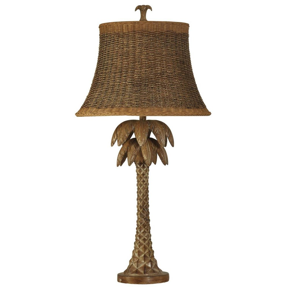 Kerala Table Lamp Natural StyleCraft