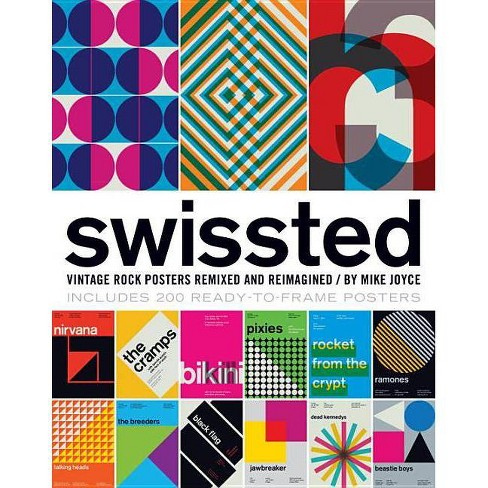 Swissted - by  Mike Joyce (Paperback) - image 1 of 1