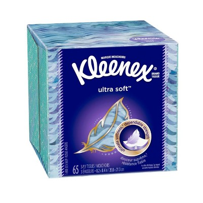 Tissues: Kleenex Ultra Soft