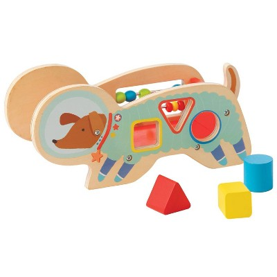 The Manhattan Toy Company Space Dog Shape Sorter