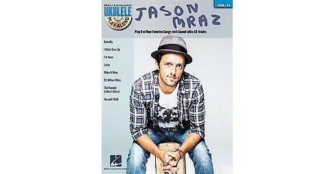 Jason Mraz (Paperback) - image 1 of 1