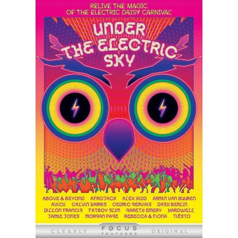 Under the Electric Sky (DVD) - image 1 of 1