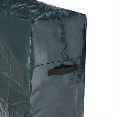 Elf Stor 9' Premium Christmas Tree Bag Holiday Extra Large Gray