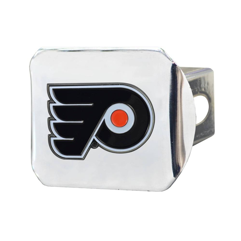 Nhl Philadelphia Flyers Metal Emblem Hitch Cover