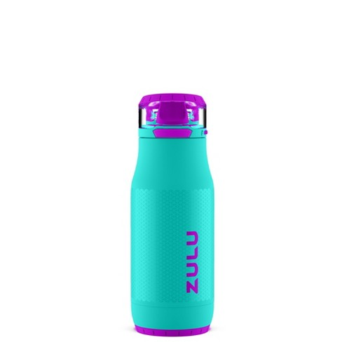 66533fa0d3 Zulu Chase 12oz Stainless Steel Water Bottle - Teal : Target