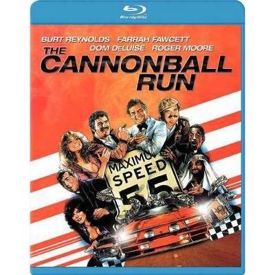 The Cannonball Run (Blu-ray)(2011)