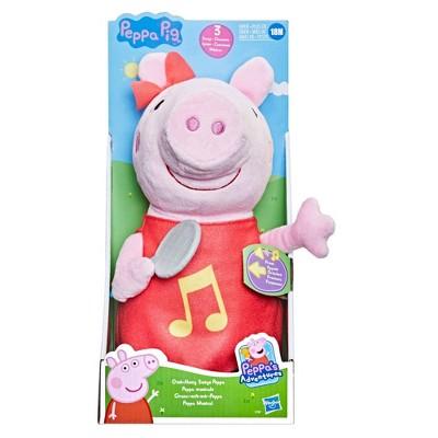 Peppa Pig Oink-Along Songs Peppa Plush