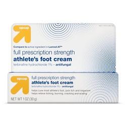 Athletes Foot Terbinafine Hydrochloride Antifungal Cream - 1oz - Up&Up™