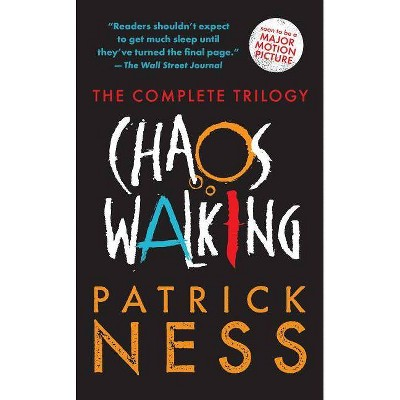 Chaos Walking: The Complete Trilogy - by  Patrick Ness (Mixed Media Product)