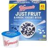Wyman's Just Fruit Frozen Wild Blueberries and Greek Yogurt Bites - 4ct/9.2oz - image 3 of 3