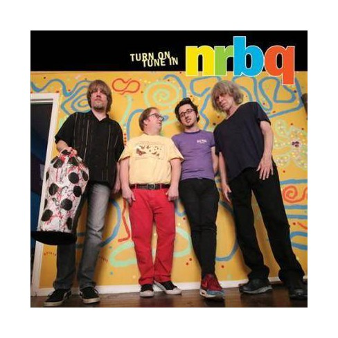 NRBQ - Turn On, Tune In (Live) (CD) - image 1 of 1