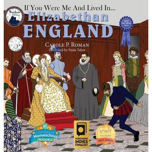If You Were Me and Lived in... Elizabethan England - (If You Were Me and Lived In... Cultural) - image 1 of 1