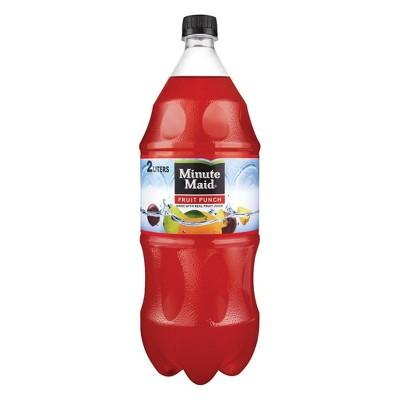 Minute Maid Fruit Punch - 2 L Bottle
