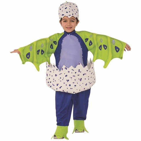 Rubie's Hatchimals Draggles Dark Purple Child Costume - image 1 of 1