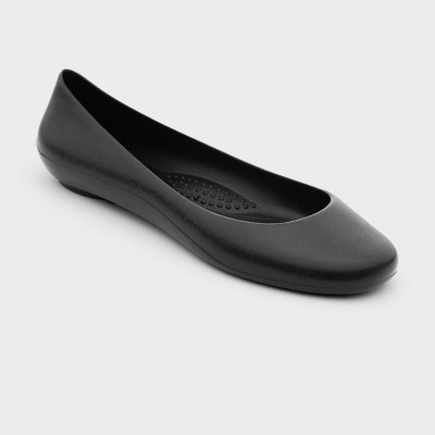 Women's Georgia Sustainable Soft Jelly Ballet Flats - Okabashi