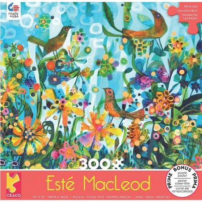Ceaco Este Macleod: Bright Morning Jigsaw Puzzle - 300pc