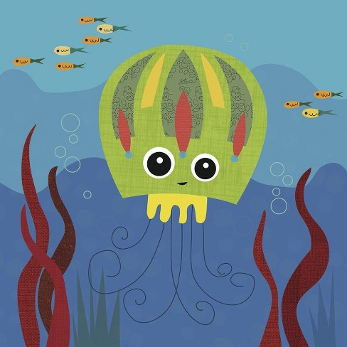Art.com - Ocean Friends, Jenny - image 1 of 2