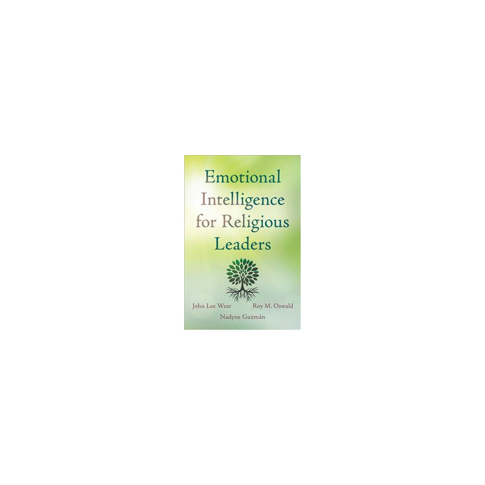 Emotional Intelligence for Religious Leaders - (Paperback)