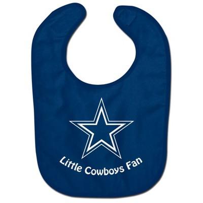 NFL Dallas Cowboys Baby Bibs