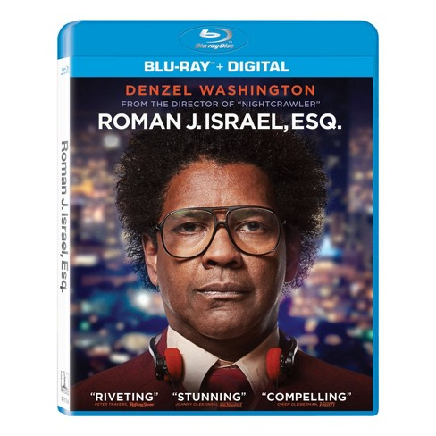 Roman J. Israel, Esq. (Blu-ray + Digital) - image 1 of 1