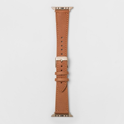 heyday™ Apple Watch Leather Band - image 1 of 1