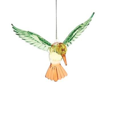 Gallerie II Crystal Hummingbird Ornament