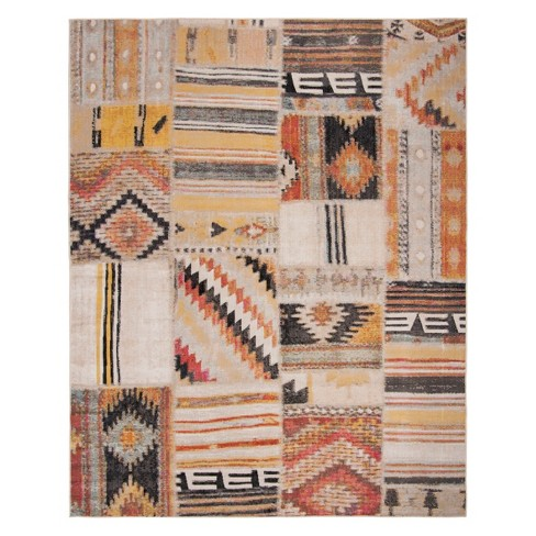 Earline Tribal Design Loomed Rug - Safavieh - image 1 of 3