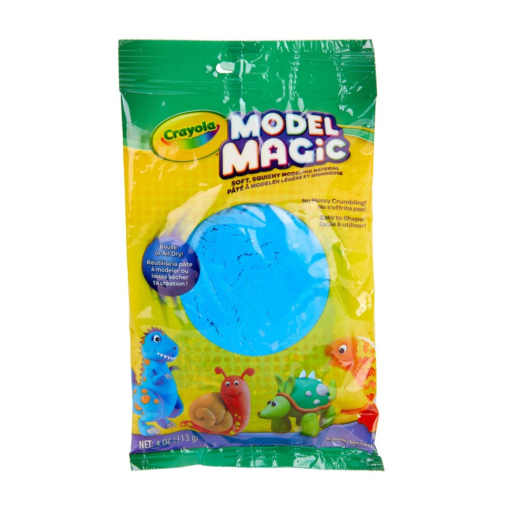 Image of Crayola Model Magic 4oz Single Pack - Blue