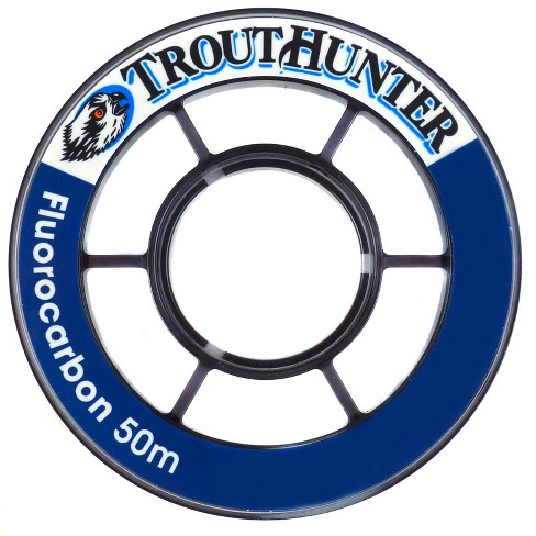 TroutHunter Fluorocarbon Fly Fishing Tippet - 3pk - image 1 of 1