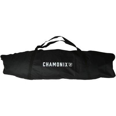 Chamonix Les Praz Snowboard Bag Sz 165cm Black