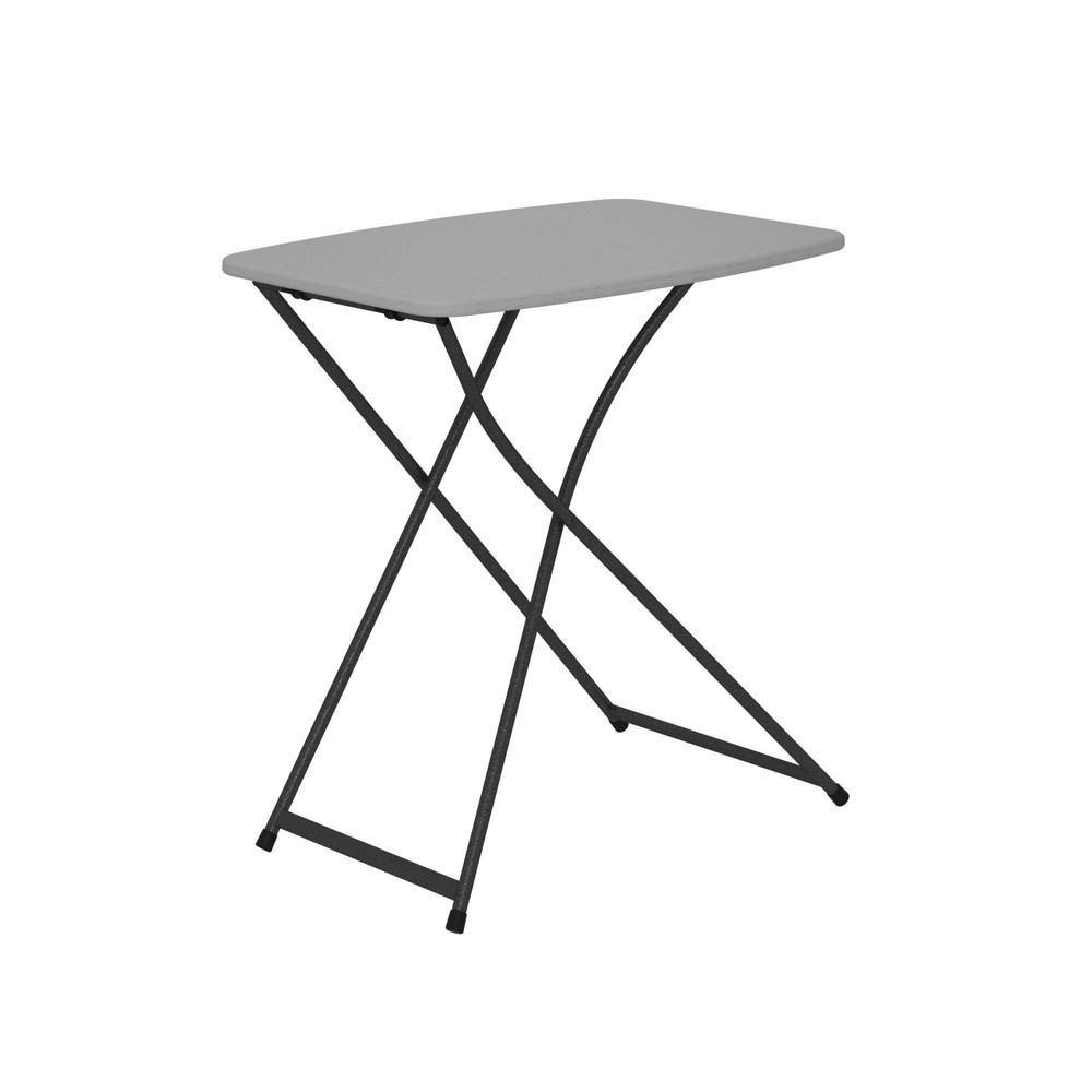 "Image of ""Cosco 18""""X26"""" Adjustable Height Activity Table Gray"""