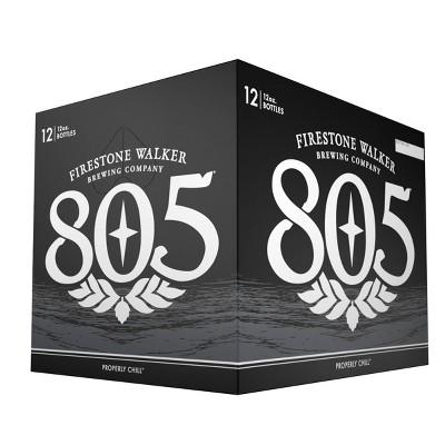 Firestone Walker 805 Blonde Ale Beer - 12pk/12 fl oz Bottles