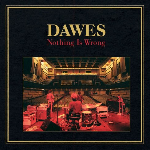 Dawes - Nothing is wrong (CD) - image 1 of 1